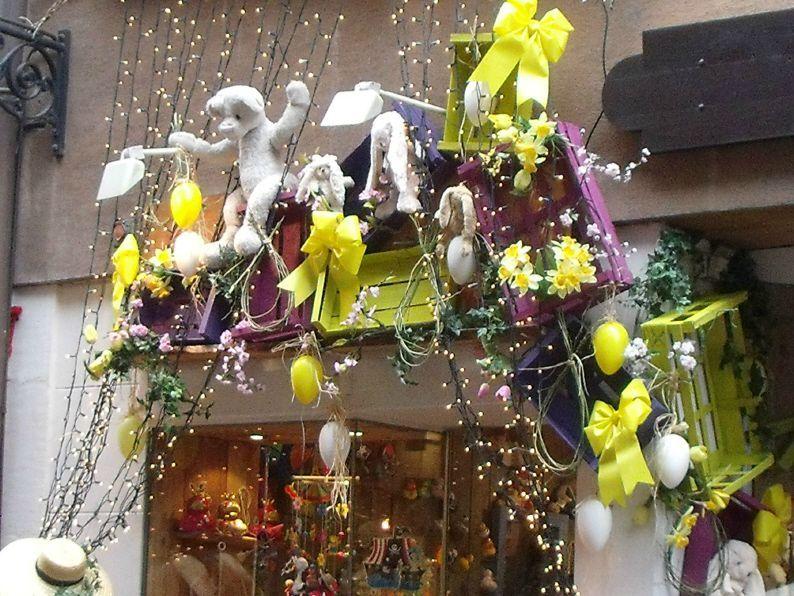 Marches paques colmar zuhaus das clos des vignes for Decoration de noel en alsace